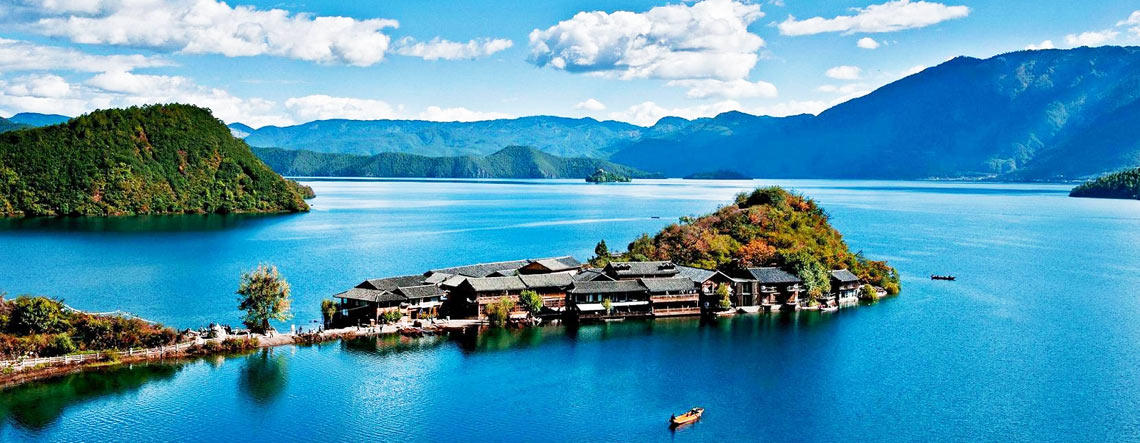 Lijiang Lugu Lake Tour