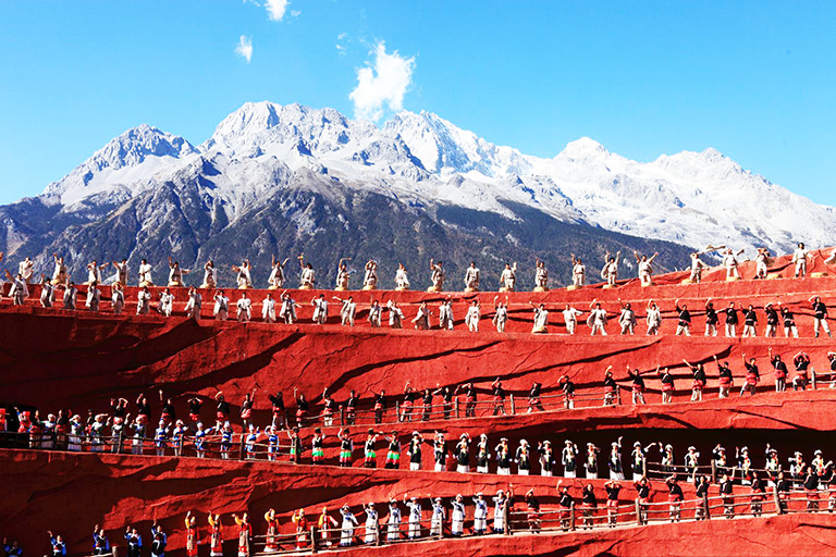 Large Scale Outdoor Show - Impression Lijiang
