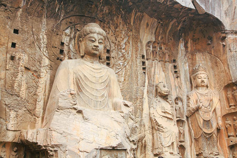 Longmen: A Treasure House of Ancient Buddhist Cave Art