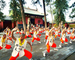 Nearby Shaolin Temple