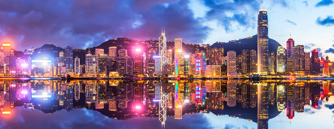 Hong Kong Macau 3 Day Itinerary