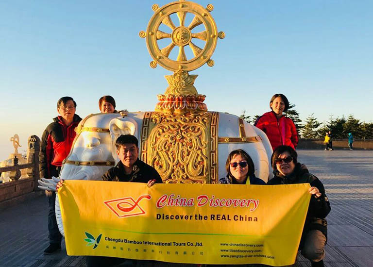 China Discovery Tailor-made Mount Emei Tours