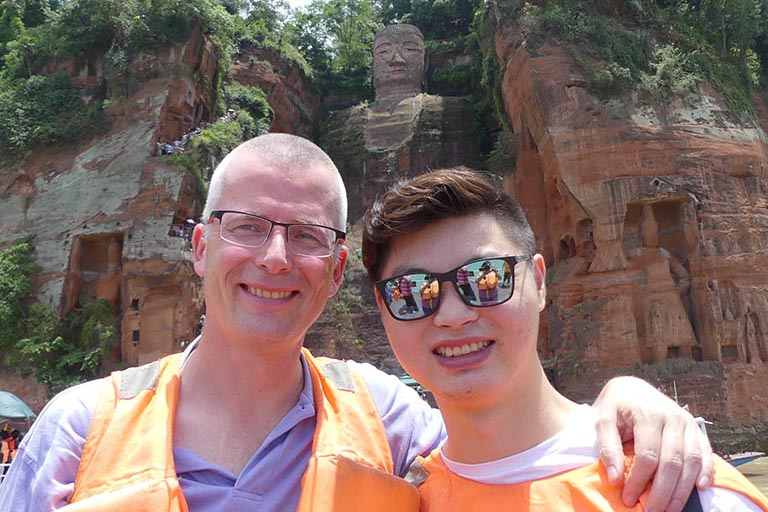China Discovery Leshan Tour