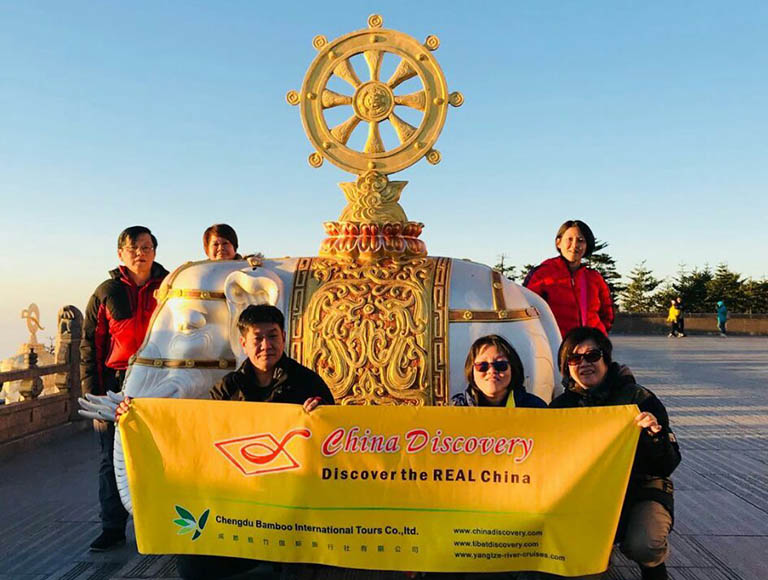 China Discovery Mount Emei Tour