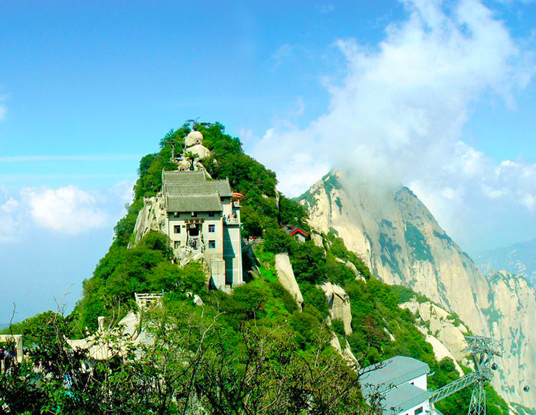 North Peak of Mount Huashan