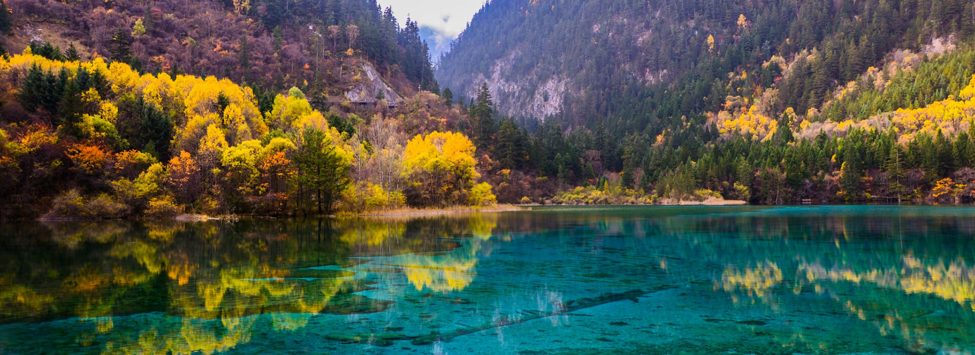 Best Ten Natural Beauty in China
