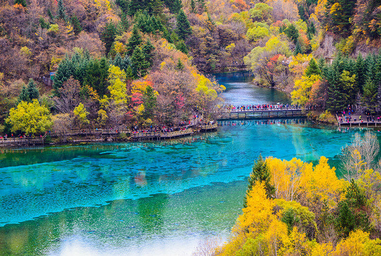 top 10 china natural wonders 10 best natural scenery in china