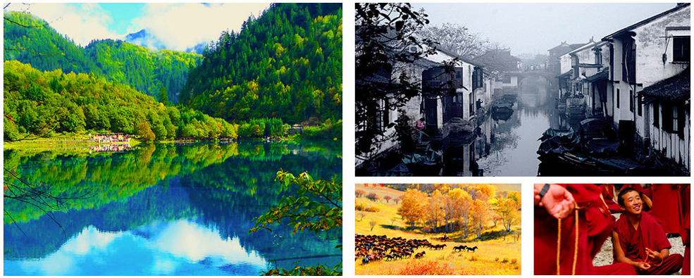 Customize Photography in China
