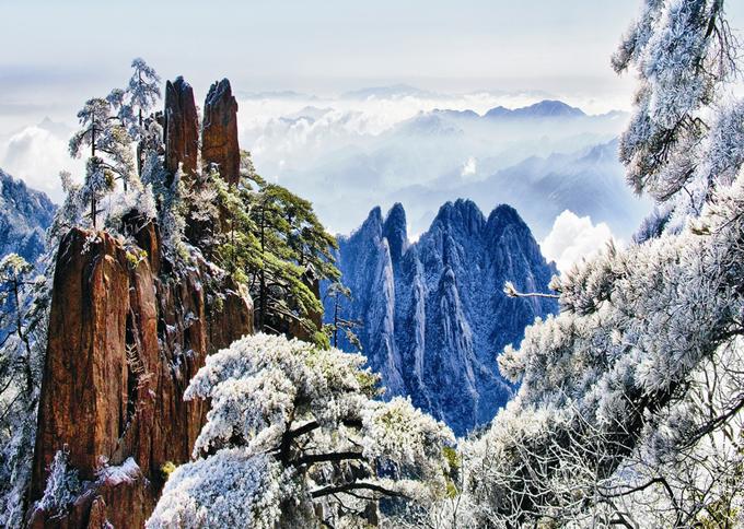 Huangshan Winter Tour