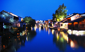 Wuzhen Water Town Photography