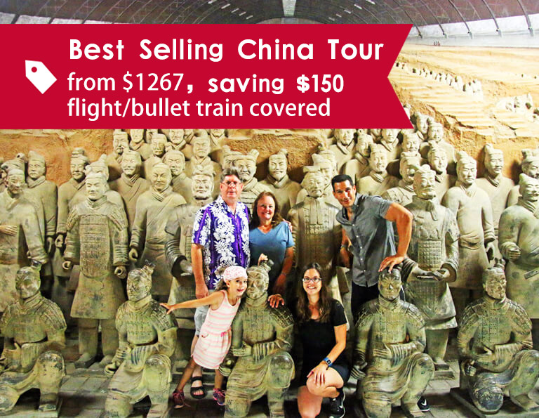 CD-BXS-08 8 Days Best of China Tour