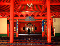 Dongguan Great Mosque hall