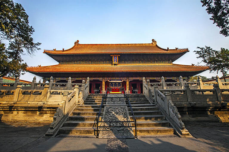 China Shandong Qufu Tour