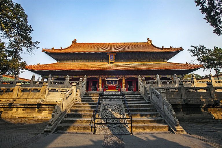 Dacheng Hall - Most Grandiose Building in Confucian Temple