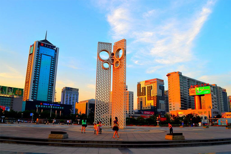 Weifang Kite Square