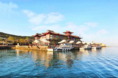 Tang Dynasty Island Park