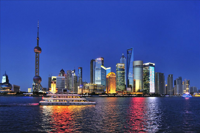 The Bund Shanghai - Huangpu River Cruise