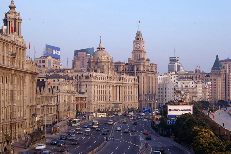 Beautiful The Bund