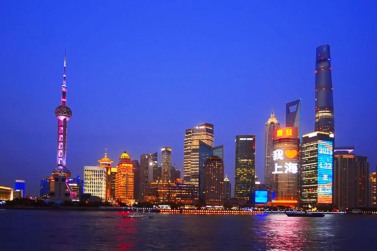 Shanghai Night