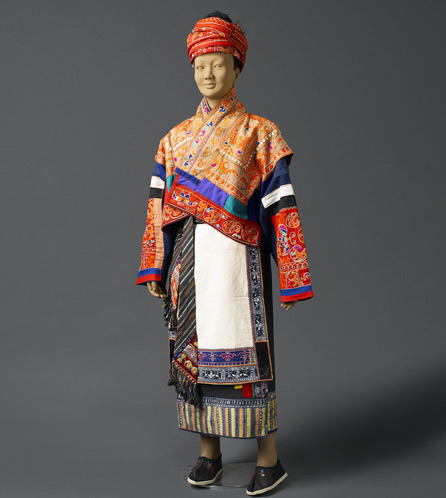 Miao Nationality Costume