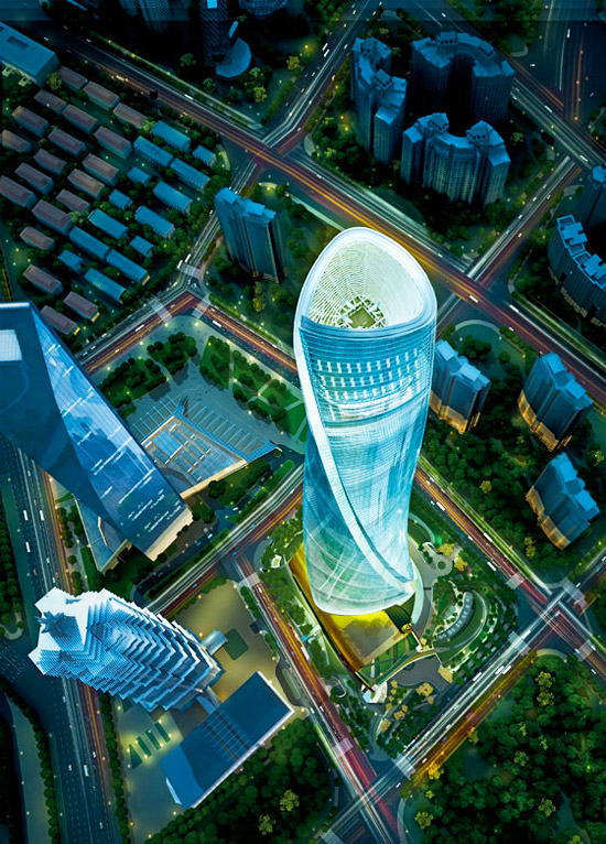 Shanghai Tower Visit The Tallest Building In China