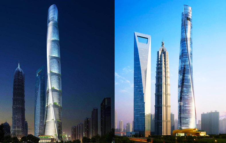 Tallest Building in China