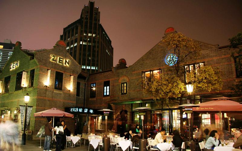 Xintiandi Best Restaurants