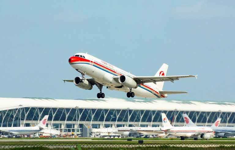 Flights to Shanghai Pudong International Airport
