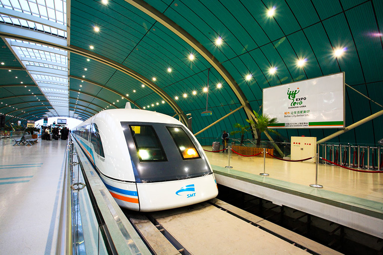 Shanghai Maglev Train: Stations, Prices, Speed, Map, Timetable...