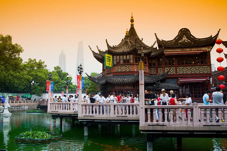 Yu Garden: A Chinese Classical Garden Built in 16th Century