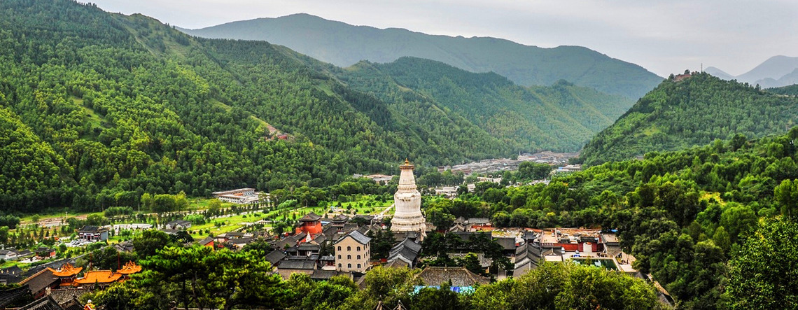 Wutaishan China  city images : Days Mount Wutai Trekking Tour, Buddhist Wutaishan Hiking Tour