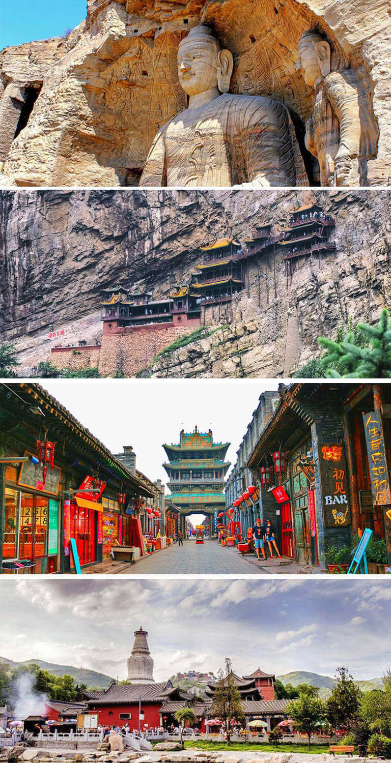 Shanxi Attractions