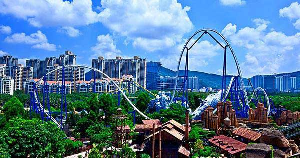 Happy Valley of Shenzhen (China): Top Tips Before You Go ... |Shop Happy Valley Shenzhen