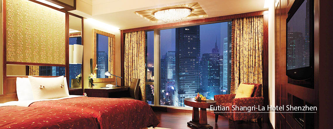 Where to Stay in shenzhen