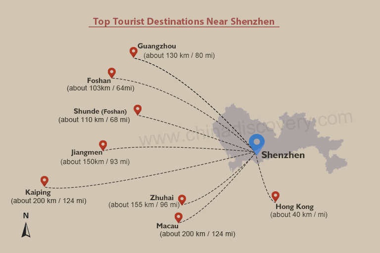 Shenzhen Travel Guide: Shenzhen Weather, Attractions, Maps, Hotels…