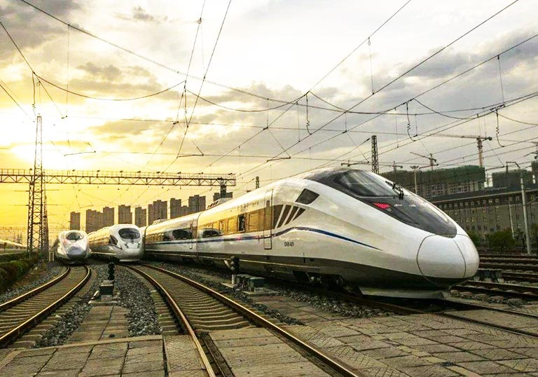 How to Plan a Trip to Greater Bay Area - High Speed Trains to Shenzhen