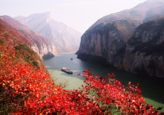 Yangtze Cruise in Autumn