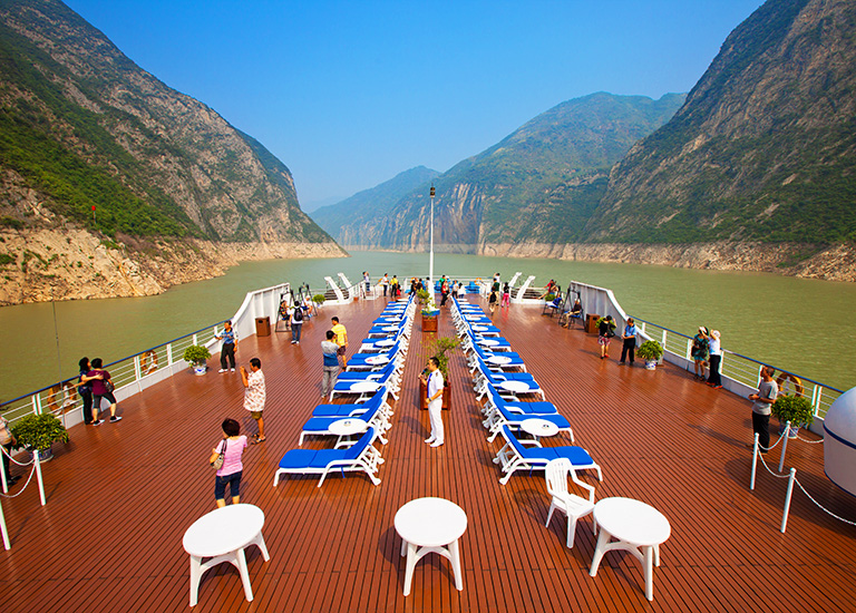 7 Days Beijing Yangtze Tour