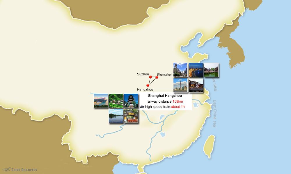 China Bullet Train Tours