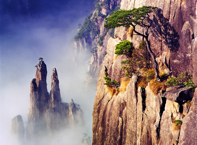 7 Days Shanghai Hangzhou Mt. Huangshan Tour Package