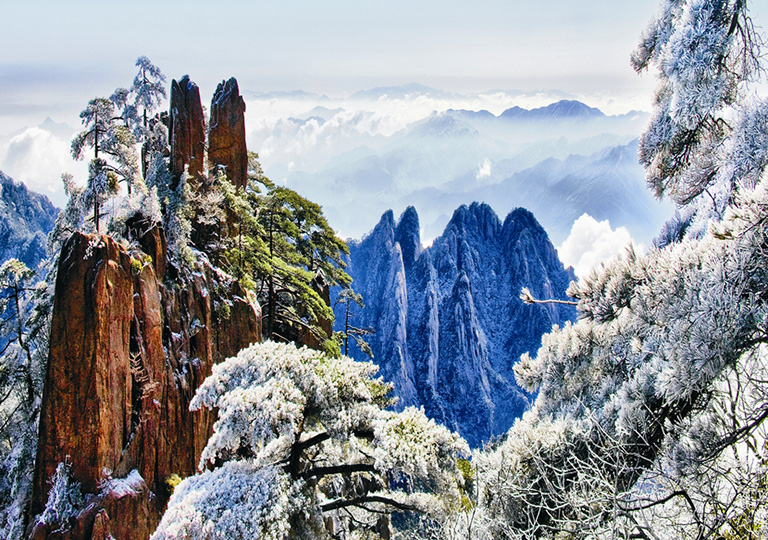 9 Days East China & Mt. Huang Tour by Speed Train