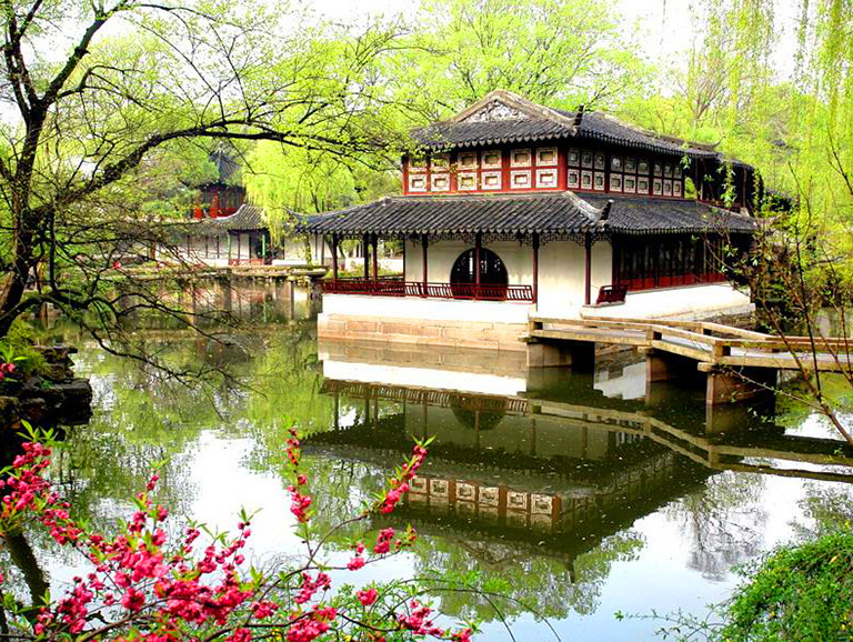 3 Days Hangzhou & Suzhou Beauty Tour by High Speed Train