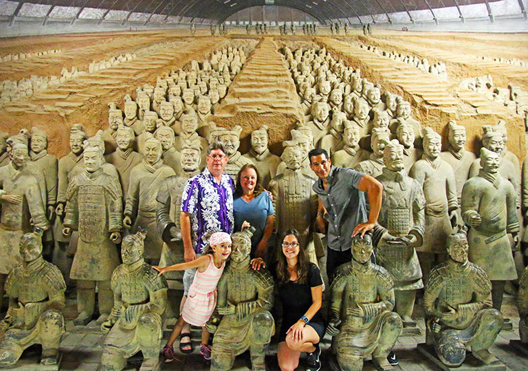 14 Days Shanghai Yangtze River Cruise Tour