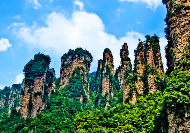 15 Days China Splendors Tour with Avatar Zhangjiajie