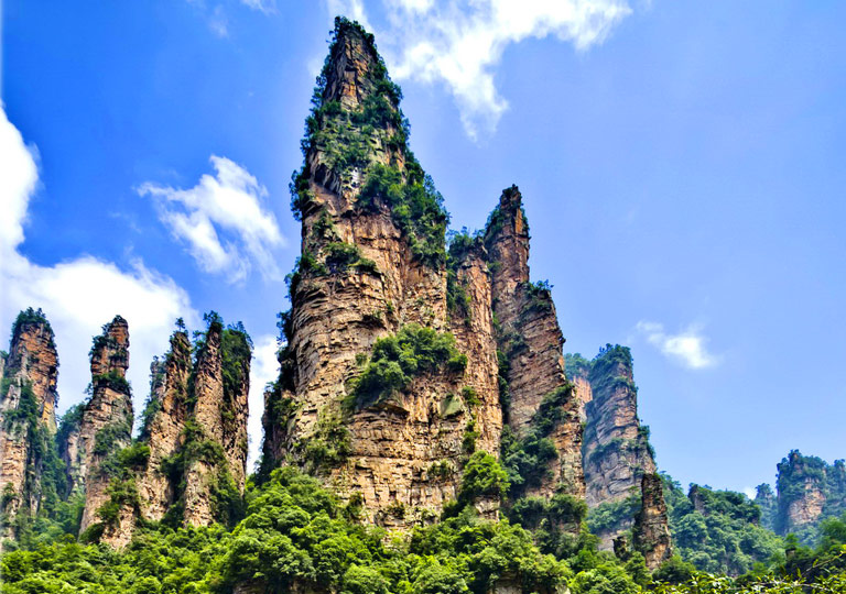 15 Days China Treasure Tour with Yangtze Cruise & Zhangjiajie