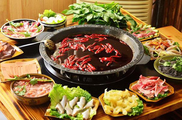 Sichuan Street Food