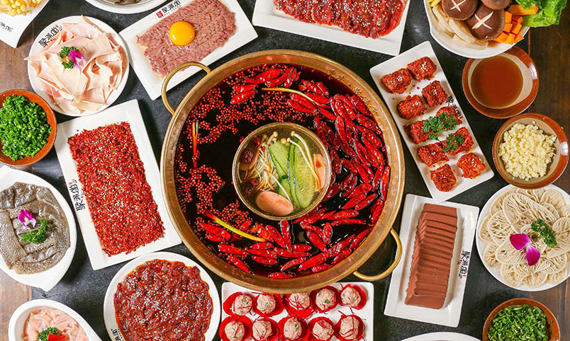 Sichuan Food and Sichuan Cuisine