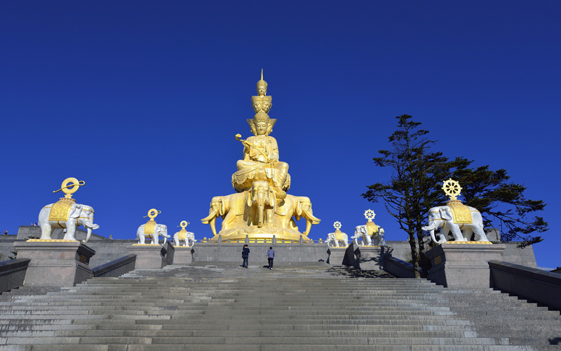 3 Days Mount Emei Walking
