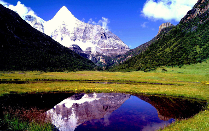 4 Days Daocheng Yading Hiking