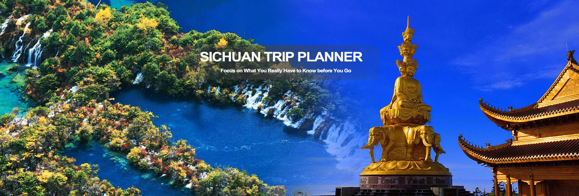 How to Plan Sichuan Trip 2021